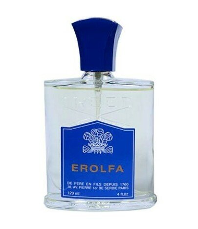 Creed Erolfa 120ml parfum tester